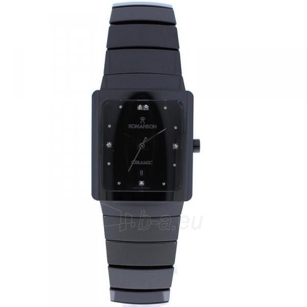 Vīriešu pulkstenis Romanson TM5588MBBK Paveikslėlis 1 iš 2 310820010451