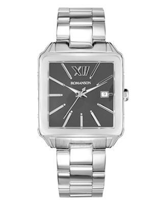 Vyriškas laikrodis Romanson TM6145 MW BK Paveikslėlis 1 iš 2 30069609036