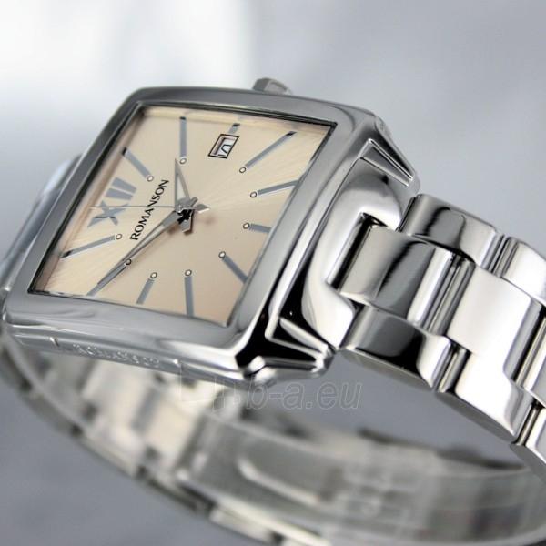 Vyriškas laikrodis Romanson TM6145 MW BROWN Paveikslėlis 5 iš 7 30069609037
