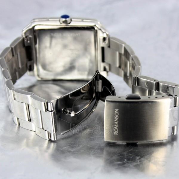 Vyriškas laikrodis Romanson TM6145 MW BROWN Paveikslėlis 7 iš 7 30069609037