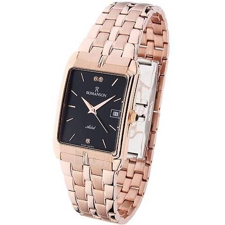 Vīriešu pulkstenis Romanson TM8154 CM RBK Paveikslėlis 1 iš 8 30069609040