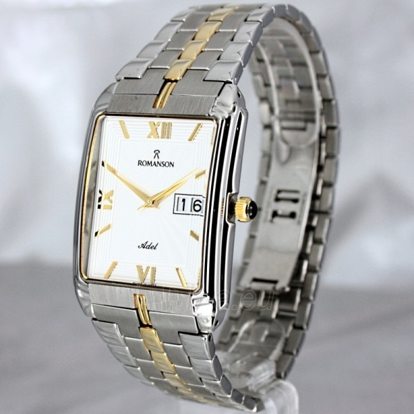 Male laikrodis Romanson TM8154 CX CWH Paveikslėlis 1 iš 7 310820010589
