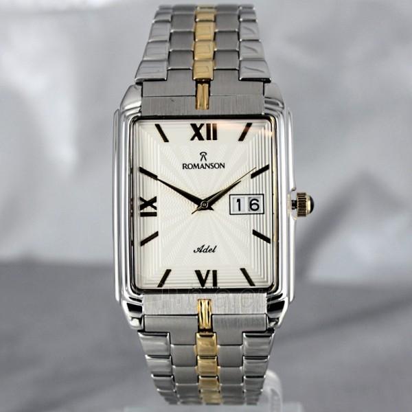 Male laikrodis Romanson TM8154 CX CWH Paveikslėlis 2 iš 7 310820010589