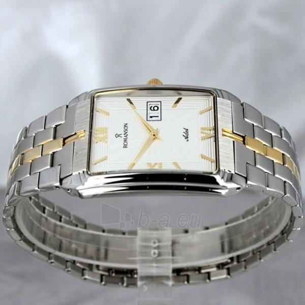 Male laikrodis Romanson TM8154 CX CWH Paveikslėlis 3 iš 7 310820010589