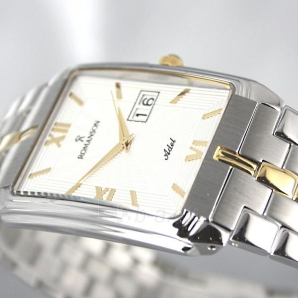 Male laikrodis Romanson TM8154 CX CWH Paveikslėlis 4 iš 7 310820010589