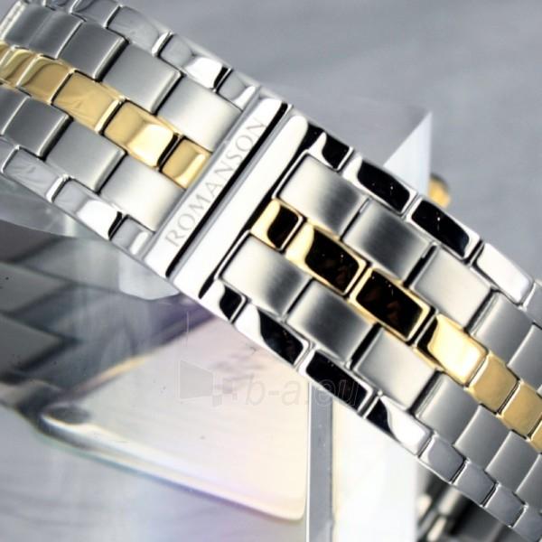 Male laikrodis Romanson TM8154 CX CWH Paveikslėlis 5 iš 7 310820010589