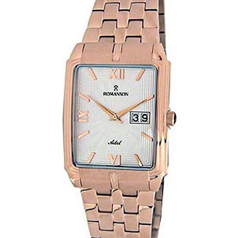 Male laikrodis Romanson TM8154 CX RWH Paveikslėlis 1 iš 2 30069609043