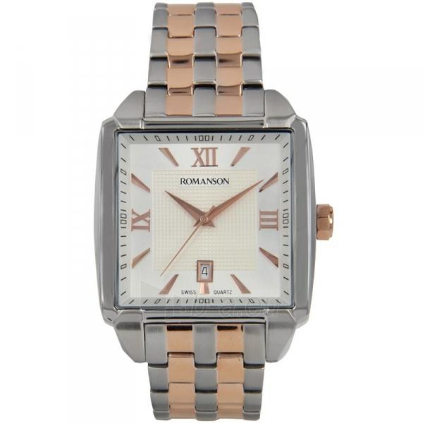 Male laikrodis Romanson TM9216MJWH Paveikslėlis 1 iš 1 310820010388