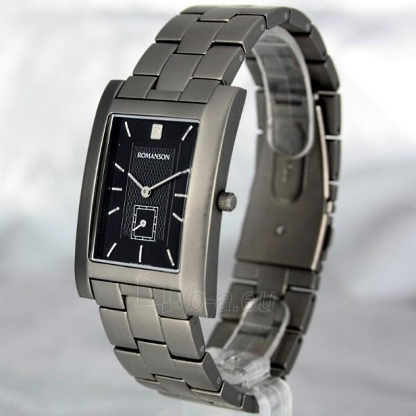 Vyriškas laikrodis Romanson UM0589 NM WBK Paveikslėlis 1 iš 8 30069609048