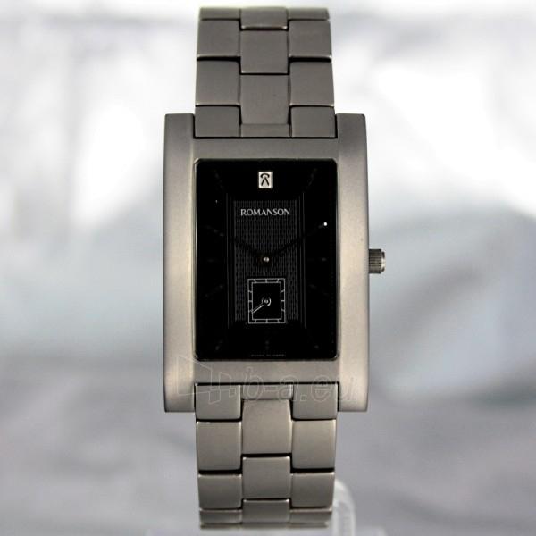 Vyriškas laikrodis Romanson UM0589 NM WBK Paveikslėlis 2 iš 8 30069609048