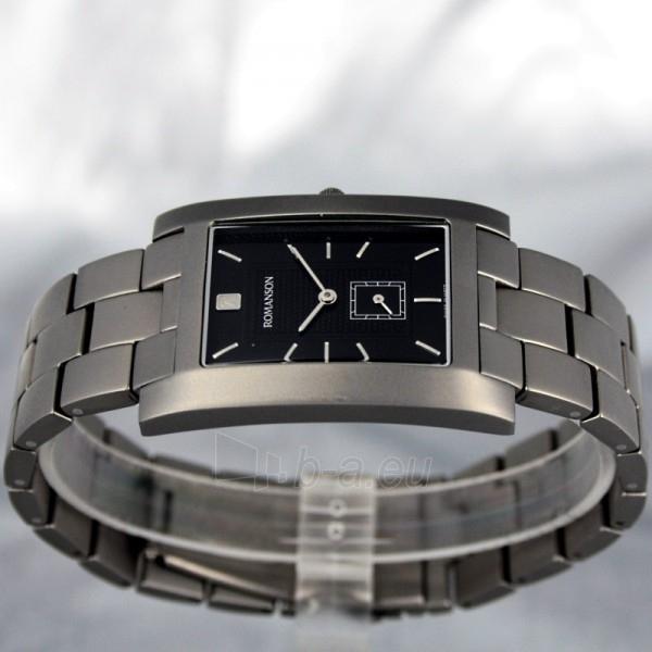 Vyriškas laikrodis Romanson UM0589 NM WBK Paveikslėlis 3 iš 8 30069609048