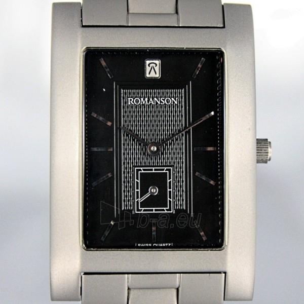 Vyriškas laikrodis Romanson UM0589 NM WBK Paveikslėlis 7 iš 8 30069609048