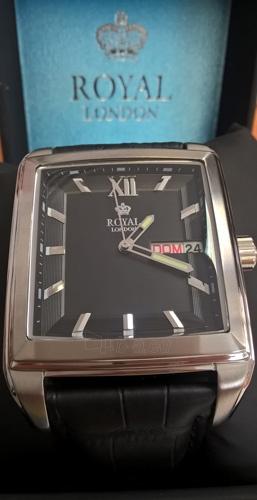 Vyriškas laikrodis Royal London 40158-02 Paveikslėlis 2 iš 3 310820028031