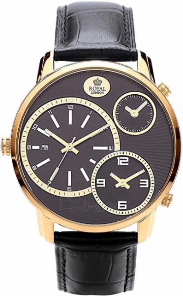 Vīriešu pulkstenis Royal London 41087-05 Paveikslėlis 1 iš 3 310820192830