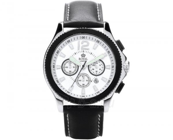 Vyriškas laikrodis Royal London 41154-03 Paveikslėlis 1 iš 1 310820027990