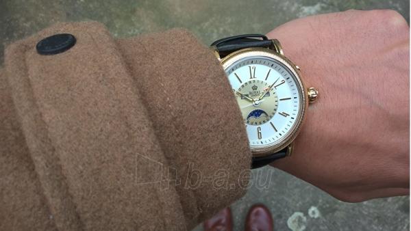 Paveikslėlis 2 iš 4 Male laikrodis Royal London 41173-04 Pánské hodinky s fází  měsíce Paveikslėlis 3 iš 4 d5ce9c31427