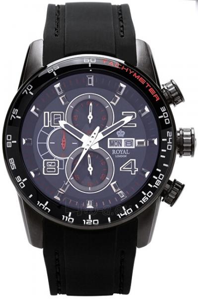 Vyriškas laikrodis Royal London 41273-06 Paveikslėlis 1 iš 1 310820191669