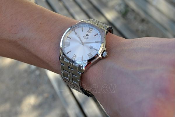 Vyriškas laikrodis Royal London 41292-02 Paveikslėlis 3 iš 4 310820111132