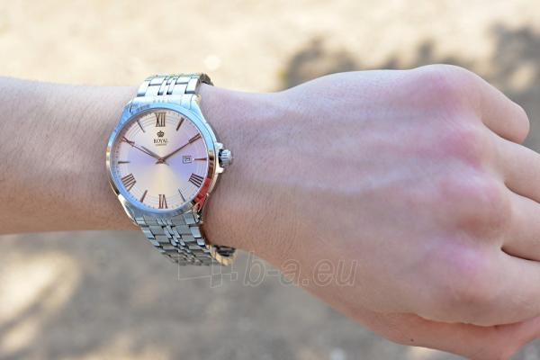 Vyriškas laikrodis Royal London 41292-02 Paveikslėlis 4 iš 4 310820111132