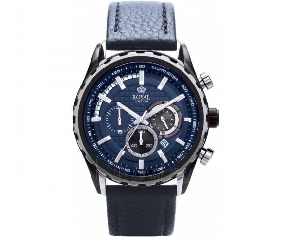 Male laikrodis Royal London 41323-04 Paveikslėlis 1 iš 1 310820027982