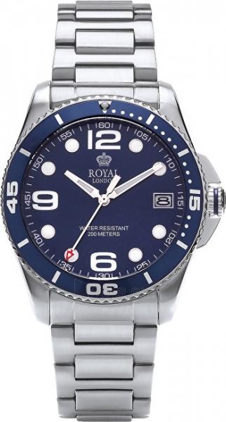 Vyriškas laikrodis Royal London 41338-03 Paveikslėlis 1 iš 2 310820119253