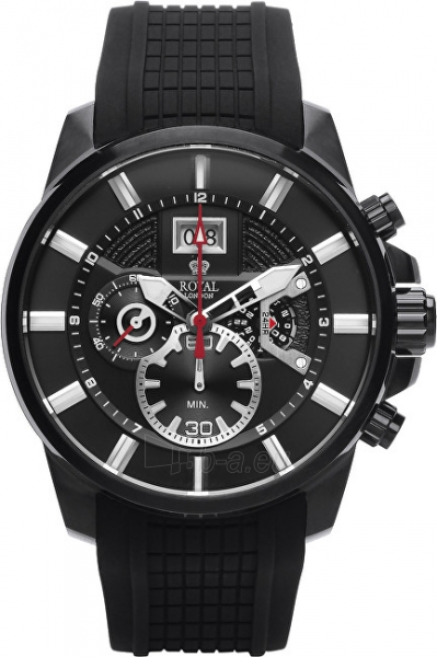 Vyriškas laikrodis Royal London 41348-01 Paveikslėlis 1 iš 1 310820140998
