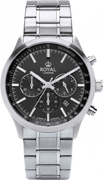 Vyriškas laikrodis Royal London 41454-05 Paveikslėlis 1 iš 1 310820171088