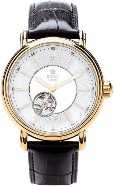 Vyriškas laikrodis Royal London Automatic 41146-03 Paveikslėlis 1 iš 1 310820159061