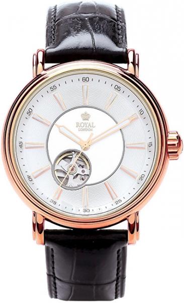 Vīriešu pulkstenis Royal London Automatic 41146-04 Paveikslėlis 1 iš 1 310820168624
