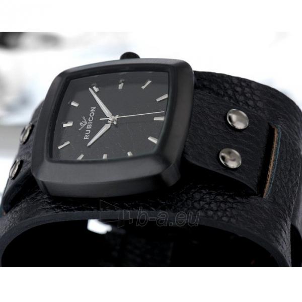 Vyriškas laikrodis RUBICON RNAC93BIBX03BX Paveikslėlis 1 iš 2 310820010353