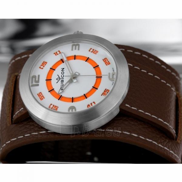 Male laikrodis RUBICON RNCC89SAWR03BX Paveikslėlis 1 iš 2 310820010352