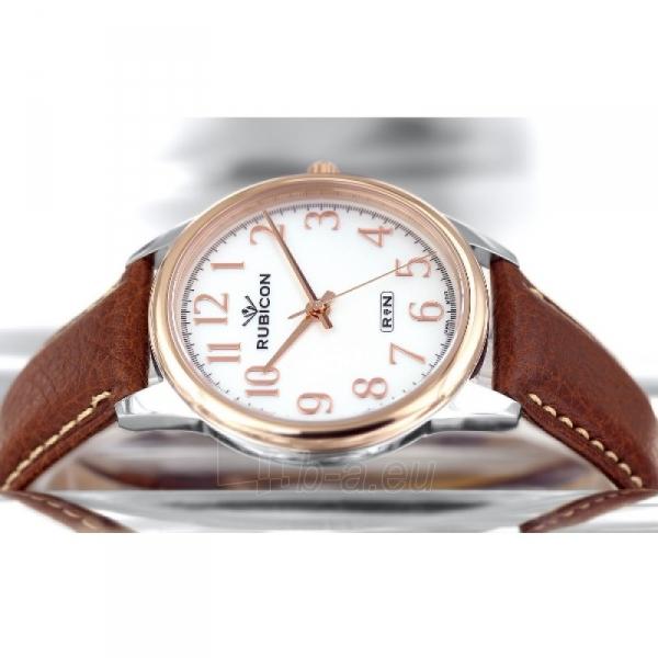 Vyriškas laikrodis RUBICON RNCD54TASX05BX Paveikslėlis 1 iš 2 310820086059