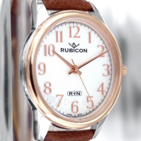 Vyriškas laikrodis RUBICON RNCD54TASX05BX Paveikslėlis 2 iš 2 310820086059