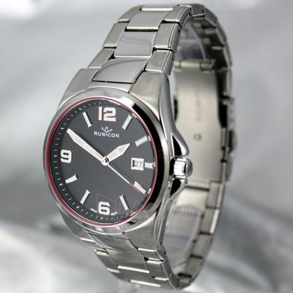 Vyriškas laikrodis RUBICON RNDC53SMBX Paveikslėlis 1 iš 8 30069609068