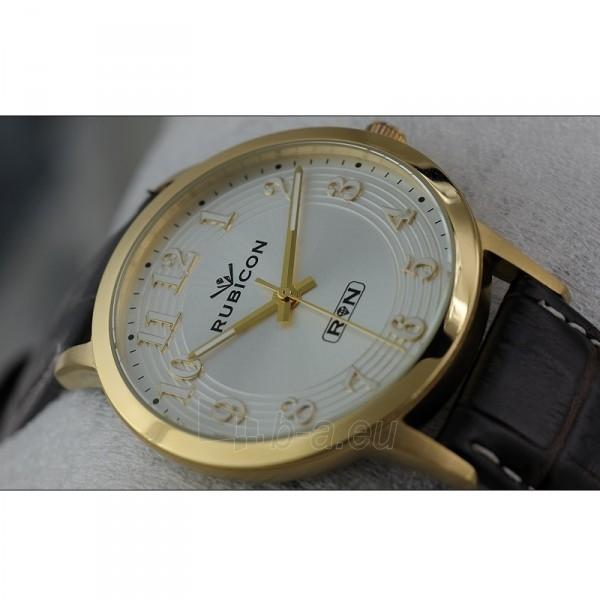 Vīriešu pulkstenis RUBICON RNDC64 MG WH BK Paveikslėlis 1 iš 1 30069609074