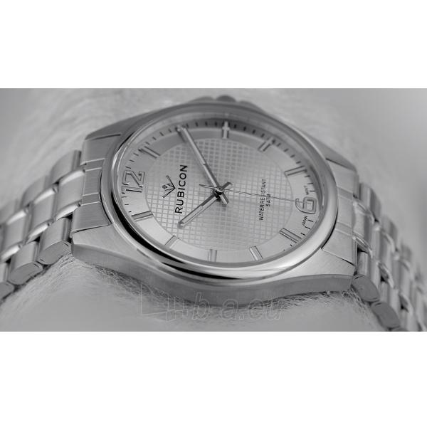Vyriškas laikrodis RUBICON RNDC80 MS GR IN Paveikslėlis 2 iš 2 310820086061