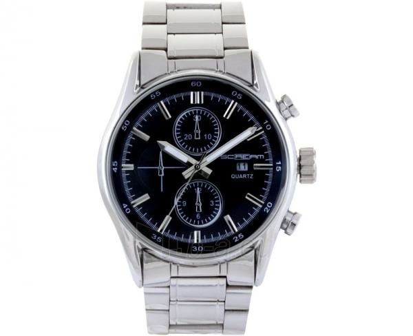 Vyriškas laikrodis Scream SC550NK-9167B Paveikslėlis 1 iš 1 30069605592