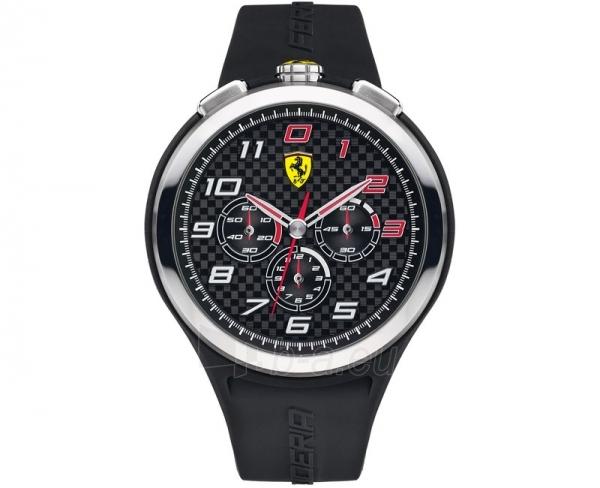 Vyriškas laikrodis Scuderia Ferrari 0830100 Paveikslėlis 1 iš 1 30069605249