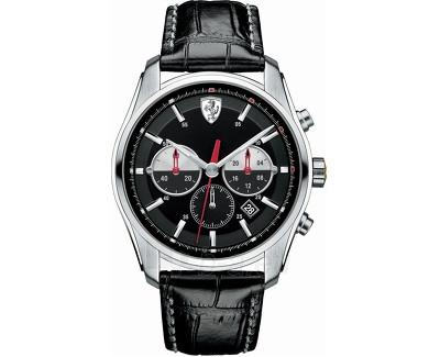 Vyriškas laikrodis Scuderia Ferrari 0830200 Paveikslėlis 1 iš 1 30069605256