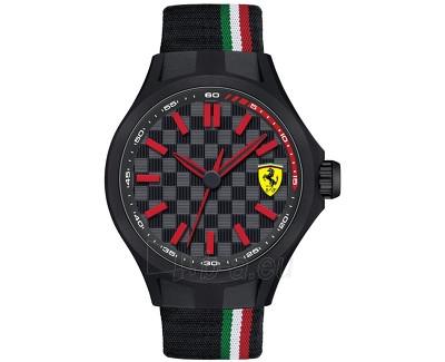 Vyriškas laikrodis Scuderia Ferrari 0830215 Paveikslėlis 1 iš 1 30069605263