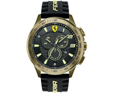 Vyriškas laikrodis Scuderia Ferrari 0830244 Paveikslėlis 1 iš 1 30069605277