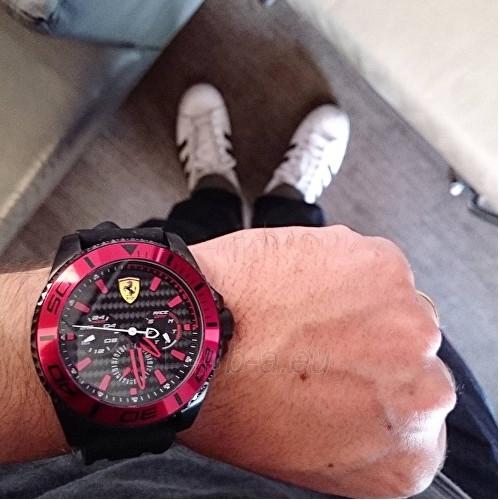 Vīriešu pulkstenis Scuderia Ferrari 0830310 Paveikslėlis 2 iš 2 30069610711