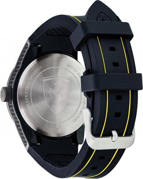 Vīriešu pulkstenis Scuderia Ferrari Red rev 0830482 Paveikslėlis 3 iš 5 310820133509
