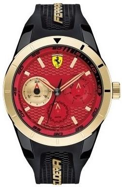 Vīriešu pulkstenis Scuderia Ferrari RedRev-T 0830386 Paveikslėlis 1 iš 1 310820170192