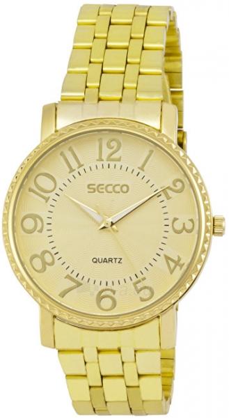 Vyriškas laikrodis Secco S A5506,3-112 Paveikslėlis 1 iš 1 310820102613