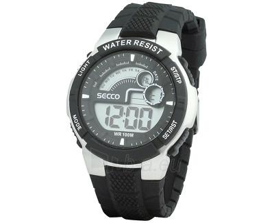 Male laikrodis Secco S DJN-007 Paveikslėlis 1 iš 1 30069610728