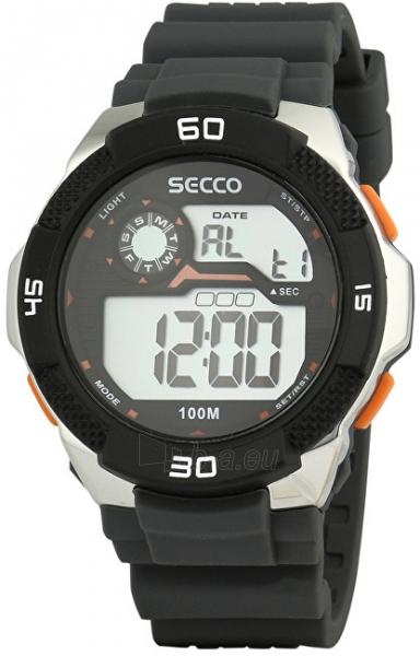 Vyriškas laikrodis Secco S DJW-002 Paveikslėlis 1 iš 1 310820116530