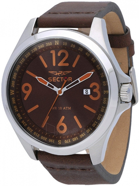 Vīriešu pulkstenis Sector 180 R3251180016 Paveikslėlis 1 iš 1 310820168683