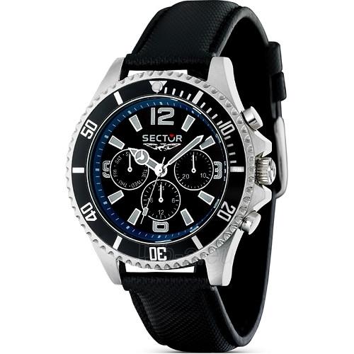 Vyriškas laikrodis Sector Action R3271661025 Paveikslėlis 1 iš 1 30069604932