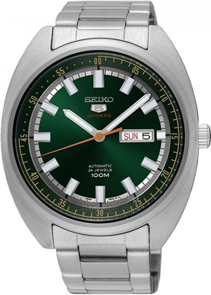 Vyriškas laikrodis Seiko 5-automat SRPB13K1 Paveikslėlis 1 iš 4 310820178385